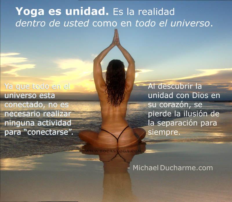 Yoga Es Unidad