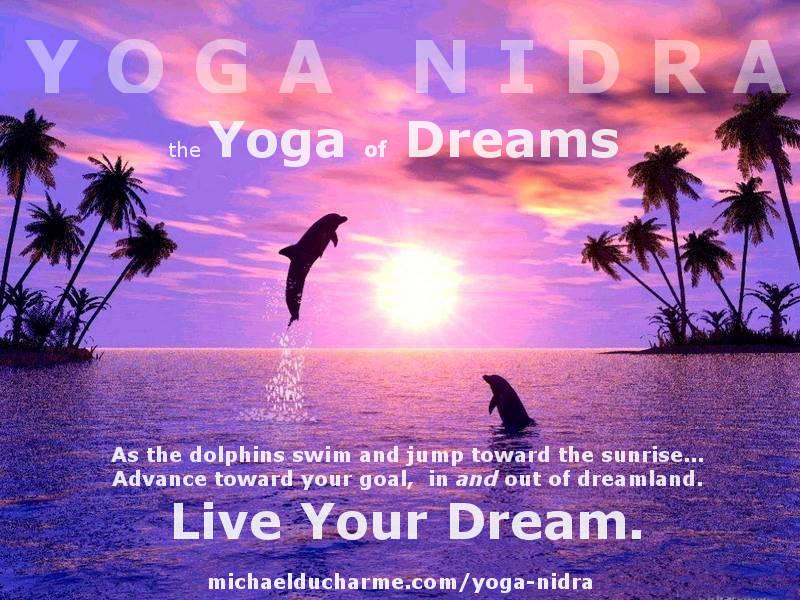 Yoga Nidra  Postcard