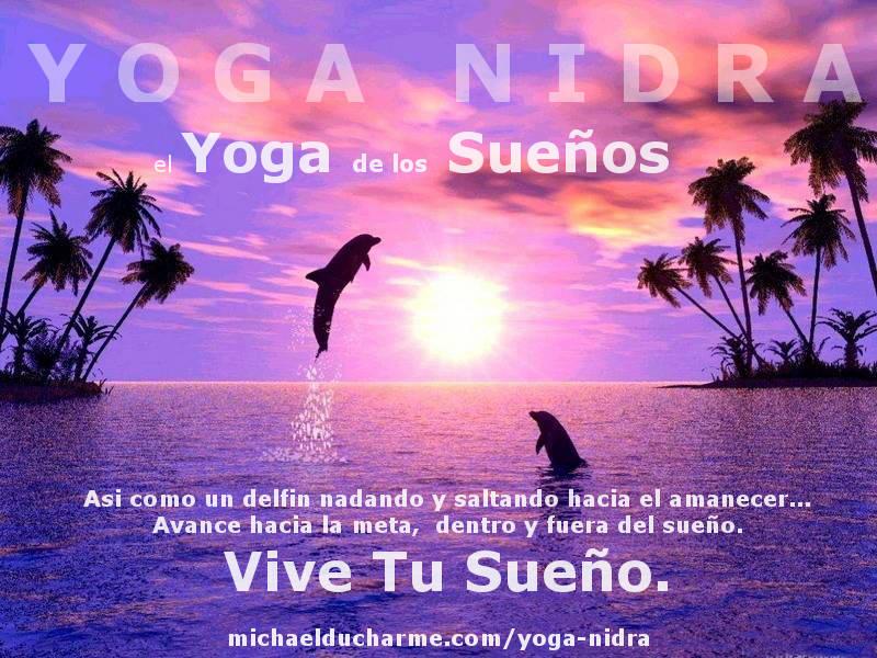 Tarjeta Yoga Nidra
